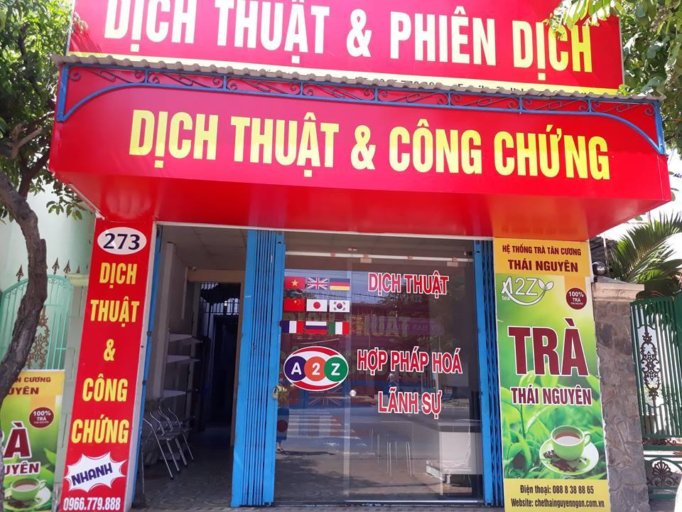 Văn phòng 211 Thủ Khoa Huân, Phường Phú Thủy. Tp Phan Thiết